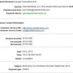 Backlinks důkaz platby 10