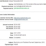Backlinks důkaz platby 5