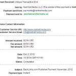 Backlinks důkaz platby 7
