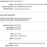 Backlinks důkaz platby 8