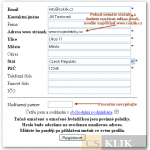 CSKLIK PARTNER registrace 1